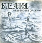 KAZJUROL Messengers of Death album cover
