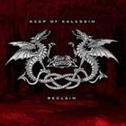 KEEP OF KALESSIN Reclaim album cover