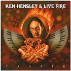 KEN HENSLEY & LIVE FIRE Faster album cover