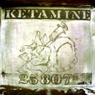 KETAMINE (CA) 25​​.​​807² album cover