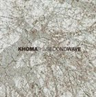 KHOMA The Second Wave album cover