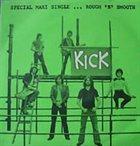 KICK Rough 'n' Smooth album cover