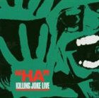 KILLING JOKE Ha album cover