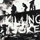 KILLING JOKE Killing Joke (first album) Album Cover