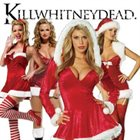 KILLWHITNEYDEAD Stocking Stuffher EP album cover