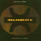KING CRIMSON B'BOOM: Live In Argentina album cover