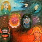 KING CRIMSON In The Wake Of Poseidon album cover