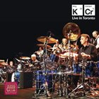 KING CRIMSON Live In Toronto album cover