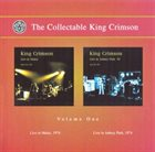 KING CRIMSON The Collectable King Crimson Vol. 1 album cover