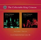 KING CRIMSON The Collectable King Crimson Vol. 3 album cover