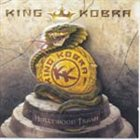 KING KOBRA Hollywood Trash album cover