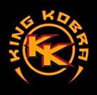 KING KOBRA King Kobra album cover