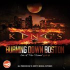 KING'S X Burning Down Boston: Live At The Channel album cover