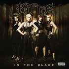 KITTIE In the Black album cover