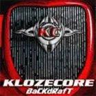 KLOZECORE Backdraft album cover