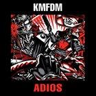 KMFDM Adios album cover
