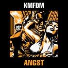 KMFDM Angst Album Cover