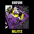 KMFDM Blitz album cover