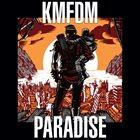 KMFDM Paradise album cover