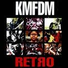KMFDM Retro album cover