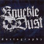 KNUCKLEDUST Dustography album cover