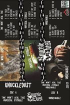 KNUCKLEDUST Time Won't Heal This / Universal Struggle / Unbreakable album cover