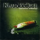 KNUCKLEDUST Universal Struggle album cover
