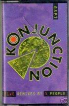 KONG Konjunction album cover