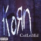 KORN Collected album cover