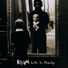KORN Life Is Peachy album cover