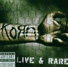 KORN Live & Rare album cover
