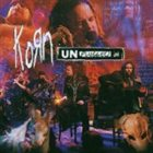 KORN MTV Unplugged album cover