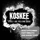 KOSKEE Fools Are Welcome Here album cover