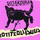 KOTITEOLLISUUS Sotakoira album cover