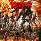 KREATOR Dying Alive album cover