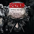 KREATOR Enemy of God album cover