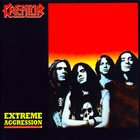 KREATOR Extreme Aggression album cover