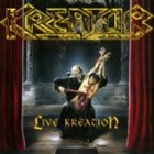 KREATOR Live Kreation album cover