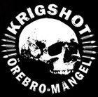 KRIGSHOT Örebromangel album cover