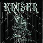 KRVSHR Church Burner album cover