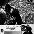 KRVSHR Unholy Feast album cover