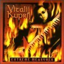VITALIJ KUPRIJ Extreme Measures album cover