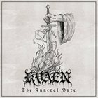 KVAEN The Funeral Pyre album cover