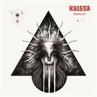 KYLESA Exhausting Fire album cover