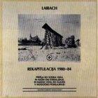 LAIBACH Rekapitulacija 1980-1984 album cover