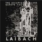 LAIBACH The Occupied Europe Tour 1985 album cover