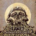 LAKEI Konspirasjoner album cover