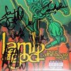LAMB OF GOD Pure American Metal album cover