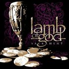 LAMB OF GOD Sacrament Album Cover