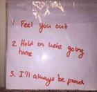 LANDON TEWERS Valentine's EP album cover